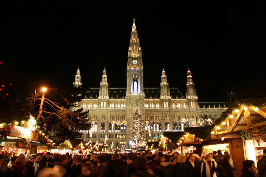Los 4 mejores mercados navideños de Europa